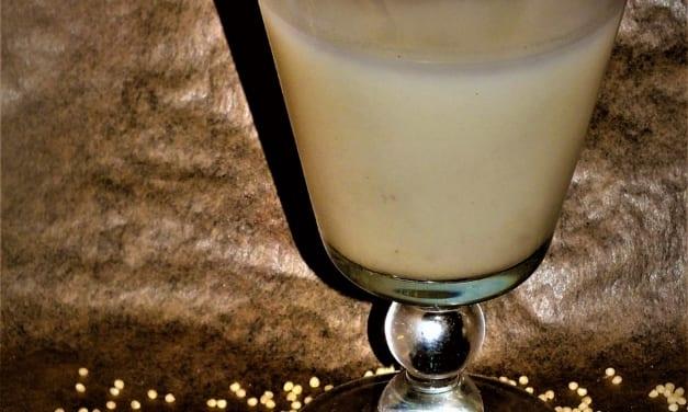 Jáhlové mléko