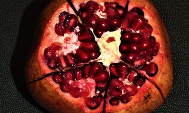 Koktejl z granátového jablka