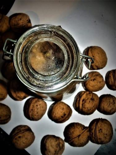 Máslo z vlašských ořechů