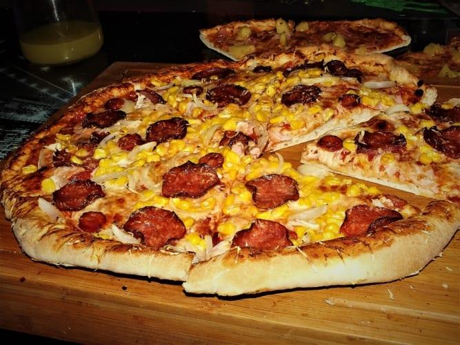 Vysoká pizza