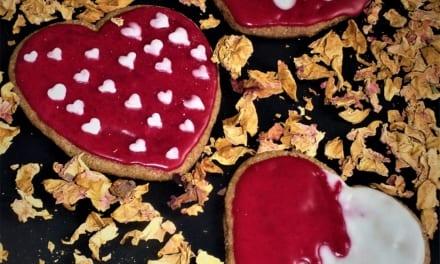 Valentýnské zázvorky