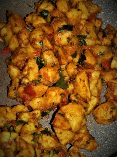 Bombajské brambory