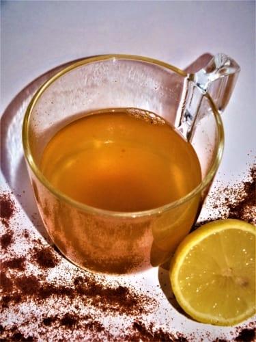 Kajenský čaj
