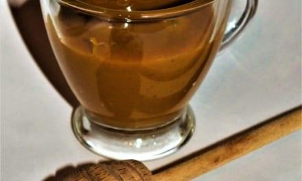 Med s kurkumou na kašel i nachlazení