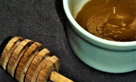 Medový sirup na kašel a nachlazení