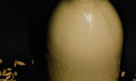 Raw slunečnicové mléko