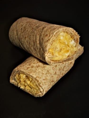 Snídaňové burrito