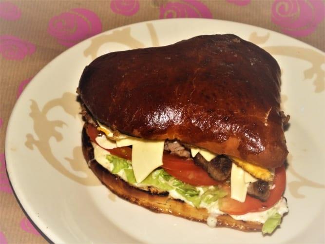 Srdcoburgery-hamburgery pro zamilované