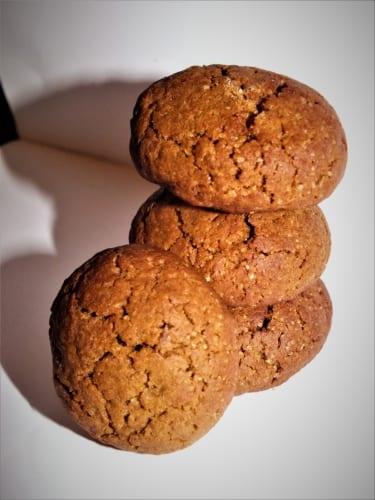 Sušenky melasky (bez laktózy)