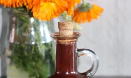 Sirup na přípravu kakaa (domácí Granko sirup)