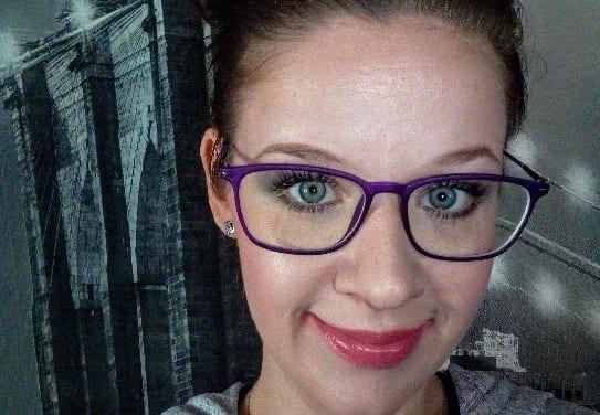 Dioptrické brýle z eshopu www.alensa.cz