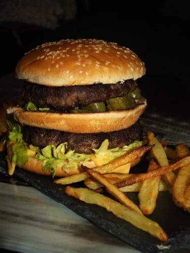 Recept na Big Mac jako od Mekáče