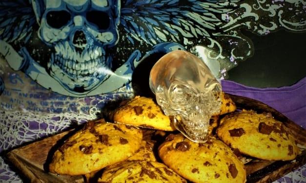 Dýňové cookies