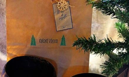 Tipy na vánoční dárky (Less waste/Zero waste)