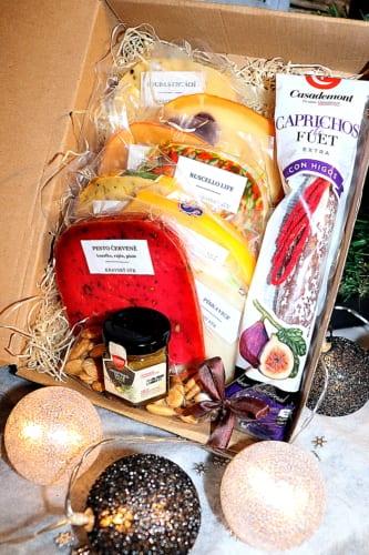 Sýrová degustace z pohodlí domova: Box od Sýry domů