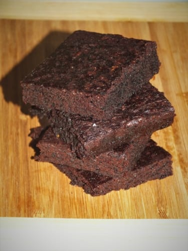 Brownies bez čokolády