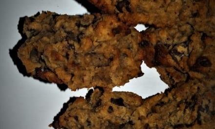 Cizrnové sušenky bez lepku i laktózy