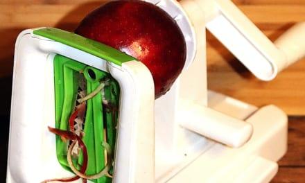 Jablečná pleťová maska