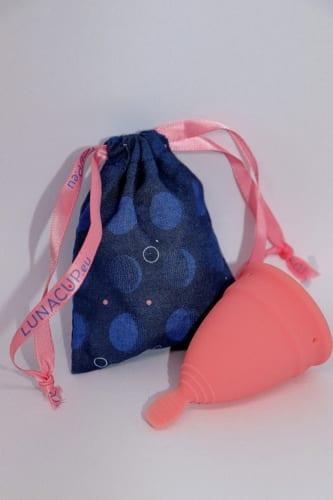 Menstruační kalíšek od Lunacup
