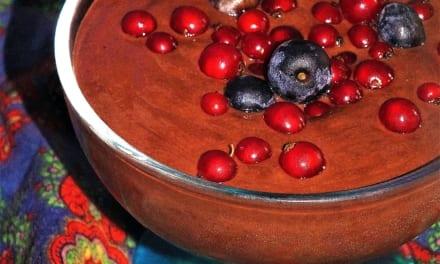 Jogurt k snídani (bez laktózy)