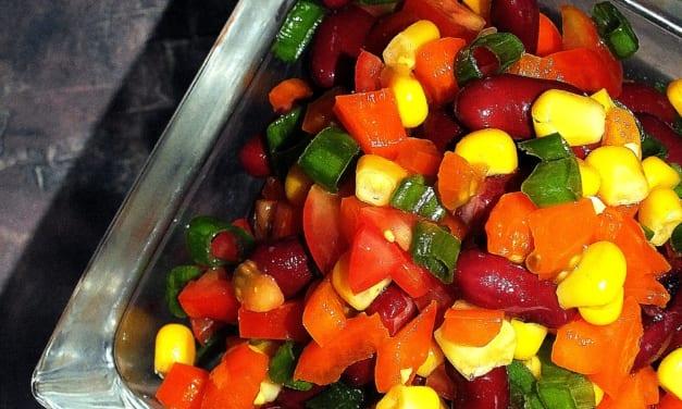 Mexický salát
