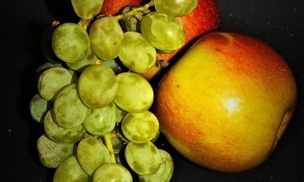 Lázeň pro odstranění pesticidů z ovoce