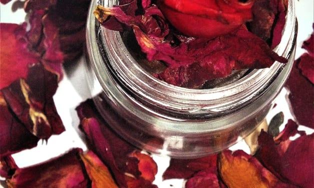 Sušená růže do čaje i kosmetiky