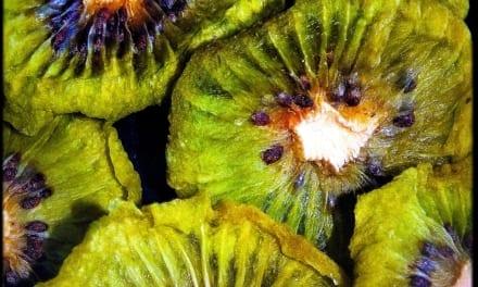 Sušené kiwi