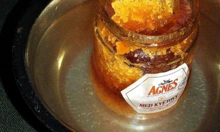 Jak vrátit zkrystalizovaný med do původního stavu