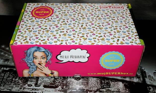 Můj Superbox: Březnový box, co v něm bylo?