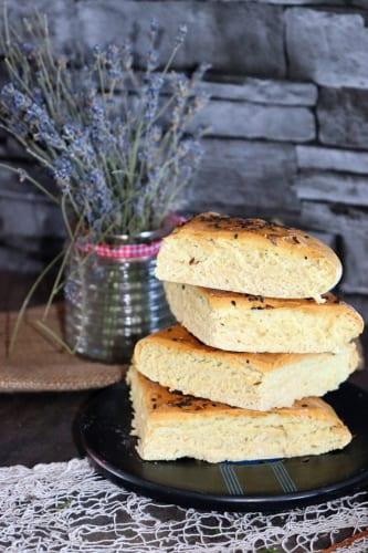 Chléb bez droždí