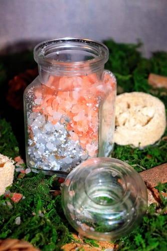 Levandulová koupelová sůl s epsom solí