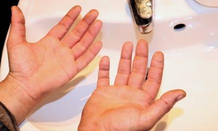 Past na mytí rukou: Na špinavé ruce i odstranění nežádoucí vůně
