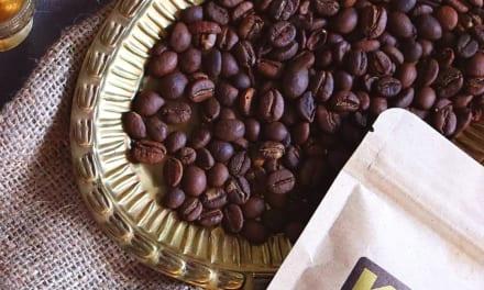 Luxusní kávová kosmetika z lógru nejdražší kávy světa-Kopi Luwak