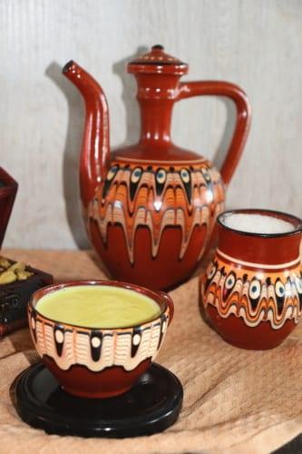 Badam milk: Indické mandlové mléko