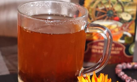 Ochutnávka: Bergamot ceylon tea