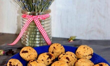Cookies z kokosové mouky