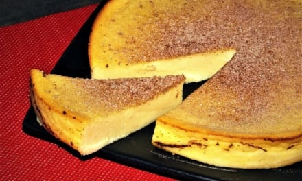 Quesada pasiega: španělský cheesecake