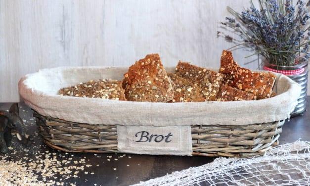 Celozrnný chléb s tsampou