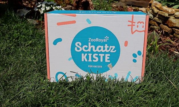 Testovala jsem dárkový box pro kočky od Zoo Royal