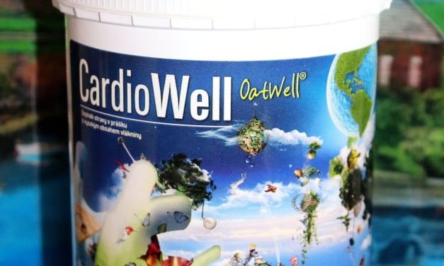 Ovesná vláknina Cardio Well
