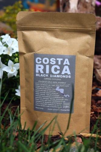 Káva Costa rica Black diamonds