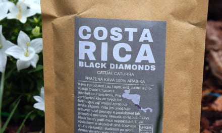 Káva Costa rica Black diamonds