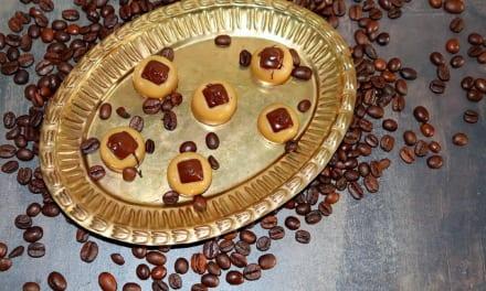 Želé bonbóny s kávou