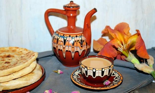 Indický čaj se zázvorem a kardamomem