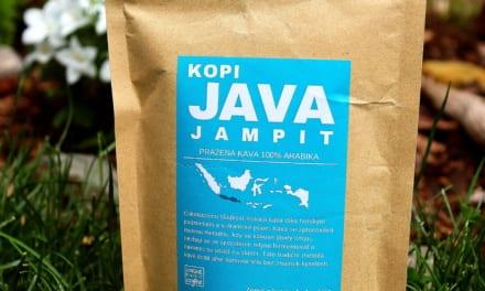 Ochutnávka kávy Kopi Java Jampit
