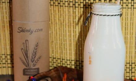 Jogurtové lassí s kardamomem