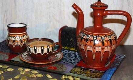 Masala chai (Indie)