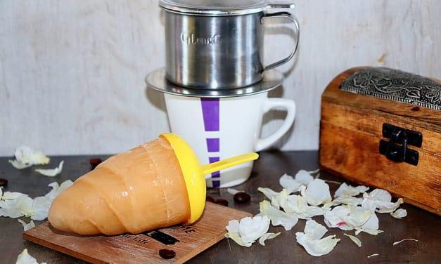 Nanuky z vietnamské kávy