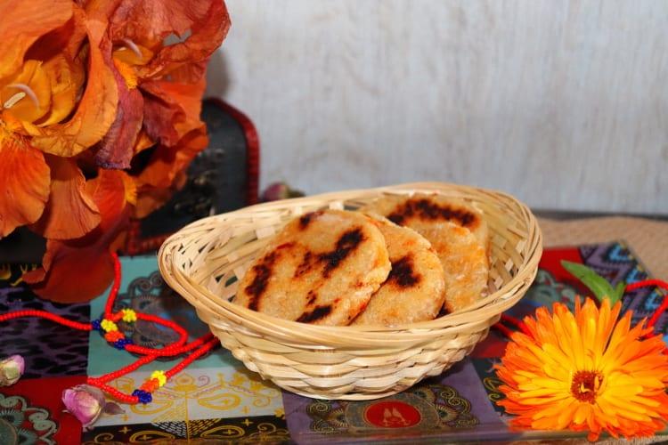 Kokosové Roti (Srí lanka)